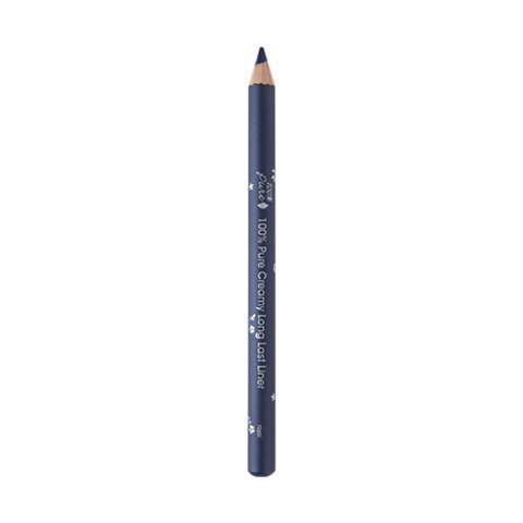 100% Pure: Creamy Long Last Liner: Royal, All Natural, Organic Liner Formulated With Vitamin E To Nourish Your Sensitive Skin