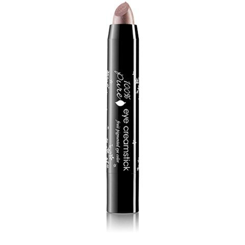 100% Pure: Eye Creamstick – Ecru Glimmer, 0.14 Oz, Nourish Your Skin With An All Natural, Organic Formula Of Sea Minerals, Vitamins, And Antioxidants