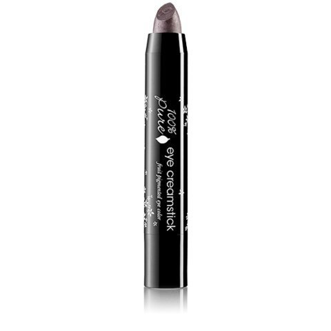 100% Pure: Eye Creamstick – Eggplant, 0.14 Oz, Nourish Your Skin With An All Natural, Organic Formula Of Sea Minerals, Vitamins, And Antioxidants