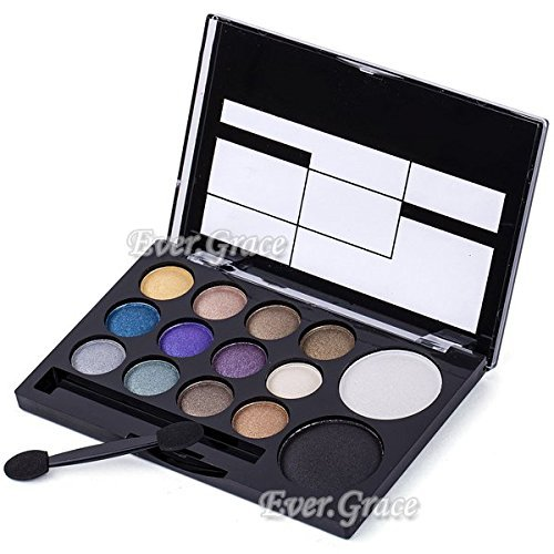 14 Colors Makeup Warm Eye Shadow Kit Neutral Cosmetics Eyeshadow Palette Natural 0 0
