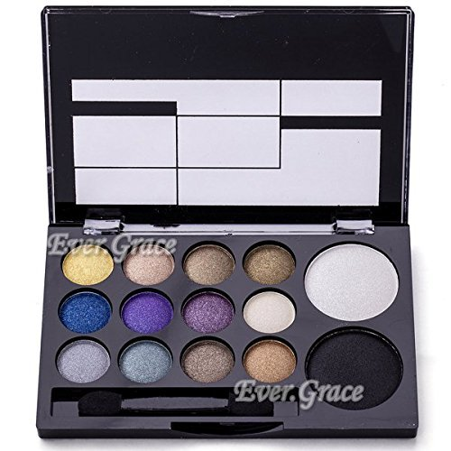 14 Colors Makeup Warm Eye Shadow Kit Neutral Cosmetics Eyeshadow Palette Natural