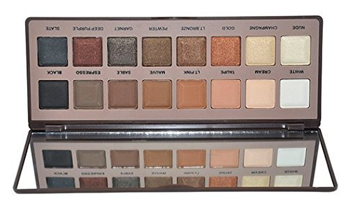 16 Soft Shimmer Eye Colour Amazing Vivid Eye Shadow 0 0