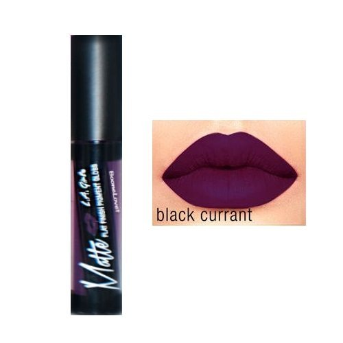 (3 Pack) L.A. GIRL Matte Pigment Gloss – Black Current