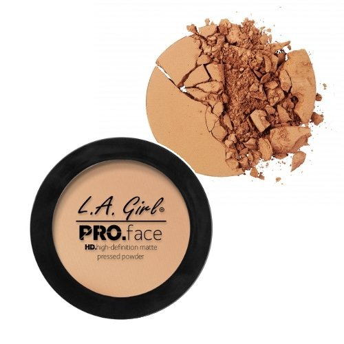 (3 Pack) LA GIRL PRO Face Powder – True Bronze