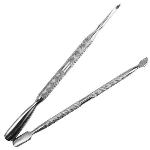 350buy 2 Nail Art Stainless Steel Pusher Remover Tool