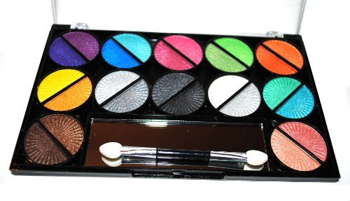 48 Splashing Paint Design Color Eyeshadow Makeup Kit Palette 0 0