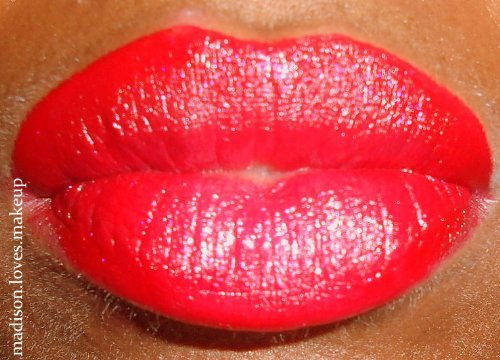 Absolute New York Lip Color Maxi Satin CRIMSON NF038 0 0