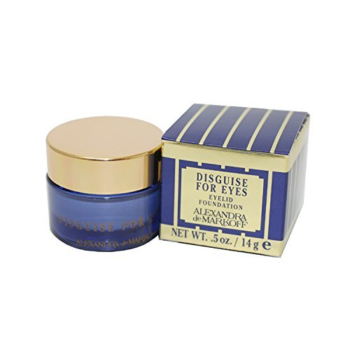 Alexandra De Markoff For Women Disguise Eyelid Foundation 05 Ounce 0