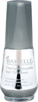 Barielle Clearly Noticeable Nail Thickener For Thin Weak Nails (.50 Fl. Oz./14.8 Ml.)