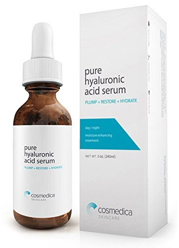Best-Selling Hyaluronic Acid Serum For Skin– 100% Pure-Highest Quality, Anti-Aging Serum– Intense Hydration + Moisture, Non-greasy, Paraben-free, Vegan–Best Hyaluronic Acid For Your Face (Pro Formula)