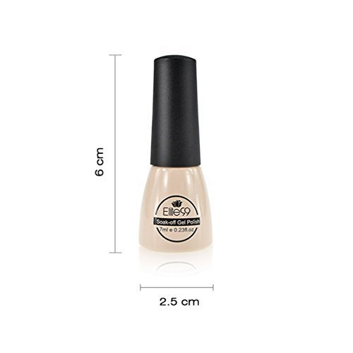 Chameleon Temperature Changing Colour Nail Lacquers Soak Off UV LED Gel Polish Brown Heather Rose 0 0