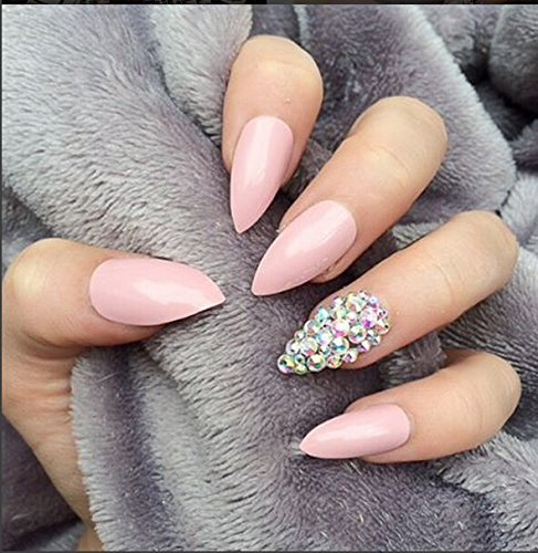 Natural Color Nail Acrylic | Best Nail Designs 2018