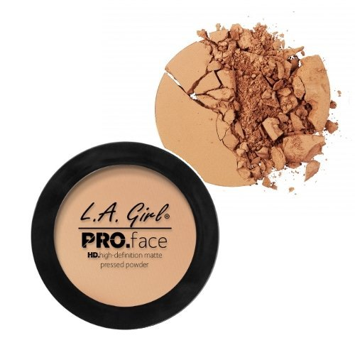 LA GIRL PRO Face Powder Medium Beige 0