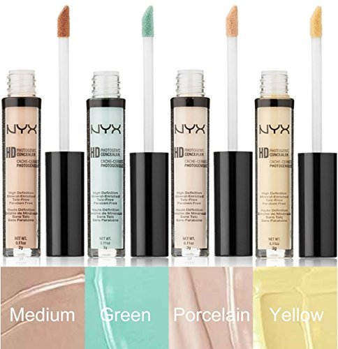Nyx hd photogenic concealer wand cw02 fair instamakeup - Nyx concealer wand light ...