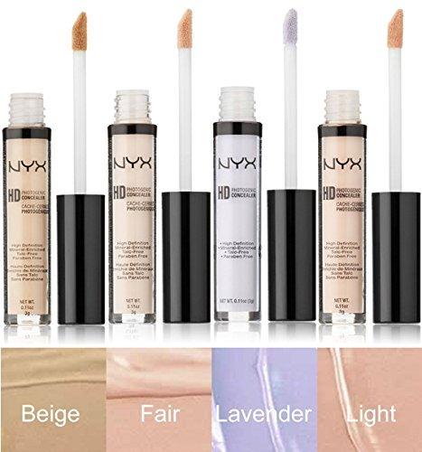NYX HD Photogenic Concealer Wand - CW06 Glow - Insta