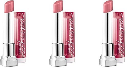 (Pack Of 3) – Maybelline New York Color Whisper By Colorsensational Lipcolor, 25 Lust For Blush, 0.11 Ounce