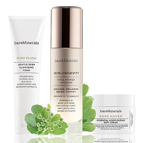 BareMinerals Skinsorials Intro Kit For Normal To Dry Skin 0 0