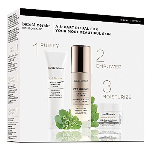 BareMinerals Skinsorials Intro Kit For Normal To Dry Skin