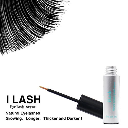 ILash NEW Formula Best Eyelash Growth Product Longer Thicker Fuller 100 Satisfaction Guaranteed 0 1