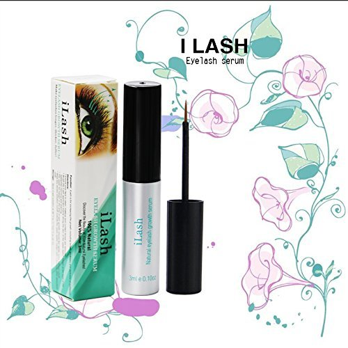 ILash NEW Formula Best Eyelash Growth Product Longer Thicker Fuller 100 Satisfaction Guaranteed 0 5