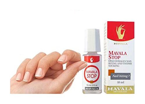 Mavala Stop Helps Cure Nail Biting