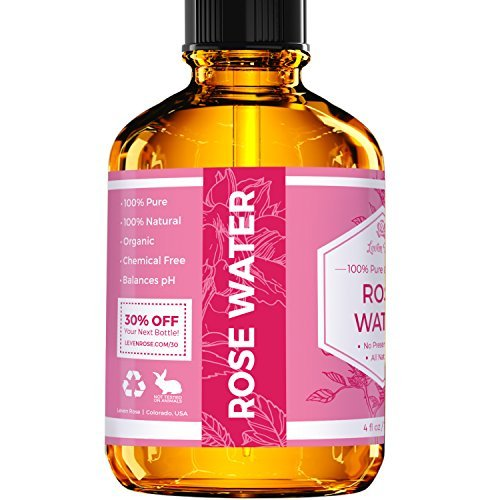 1 TRUSTED Rose Water 100 Organic Natural Moroccan Rosewater Chemical Free 118 Ml 0 1