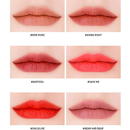 3CE Velvet Lip Tint 4gea 10 Colors Newly Launched Mlbb Mlbb Lips Stylenanda New Nude 0 2