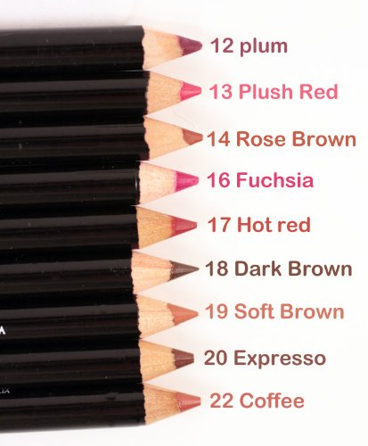 54pcs Nabi High Quality Lip Liner Pencils 0 1