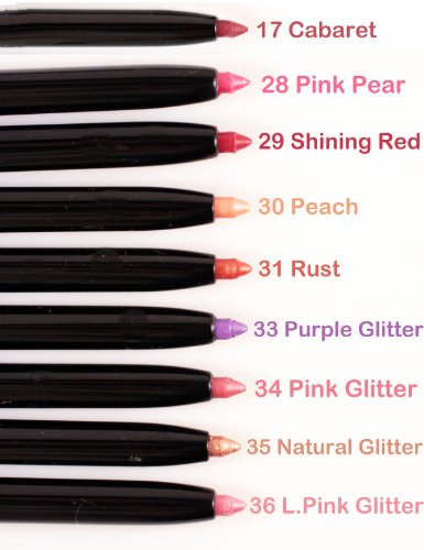 54pcs Nabi High Quality Lip Liner Pencils 0 6