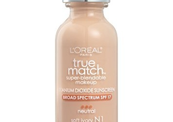 Maybelline Super Stay 24h vs. L'oreal True Match – the best Foundation