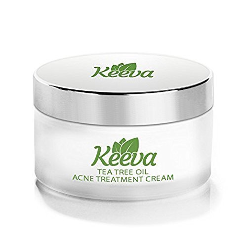 7X FASTER Acne Treatment For Scars, Cystic Spots & Blackheads Secret TEA TREE OIL + Salicylic Acid Dermatologist Recommended For Fast Scar Removal – Get Rid Of Bacne In Days