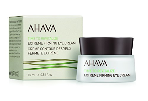 AHAVA Time To Revitalize Extreme Firming Eye Cream 051 Fl Oz 0 0