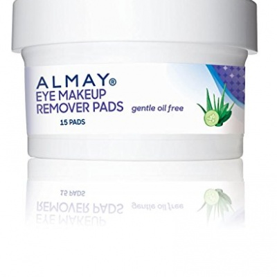 Oil-Free Eye Makeup Remover Pads