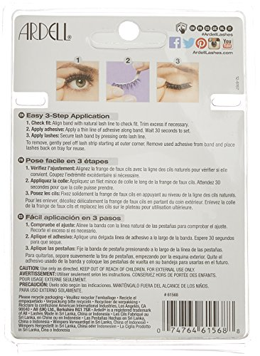 Ardell Multipack 105 Lashes 006 Pound 0 0