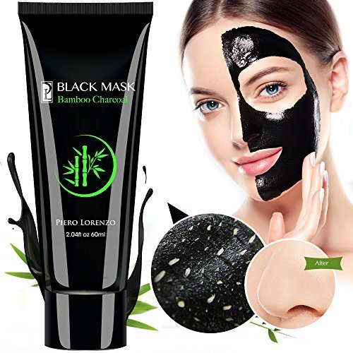 Blackhead Remover Mask Black Mask Peel Off Mask Charcoal Mask Blackhead Peel Off Mask 1 Tube 60g BM 0