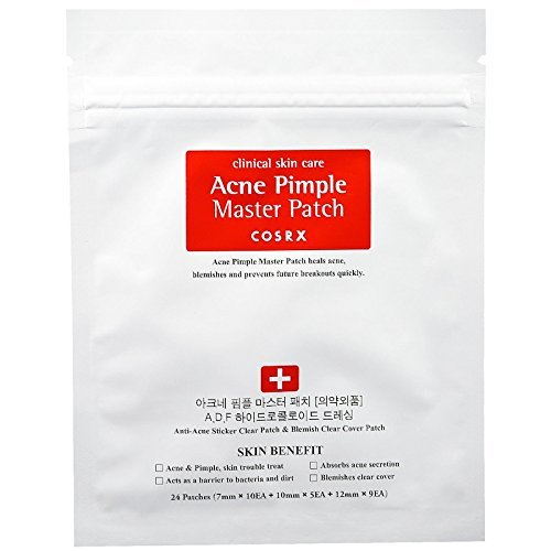 COSRX Acne Pimple Master Patch, 24 Patches