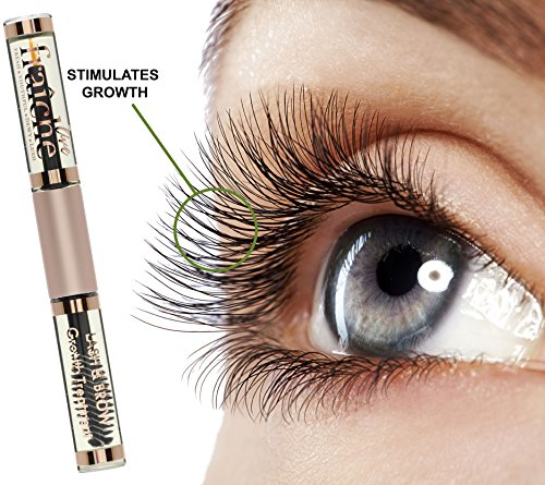 5879a730dc6 USDA Organic Castor Oil for Eyelashes and Eyebrows - Cold Pressed ...