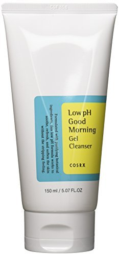 Cosrx Low PH Good Morning Gel Cleanser, 5.07 Ounce
