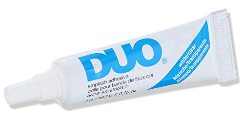 Duo Lash Adhesive Clear 025 Ounce Pack Of 2 0 0