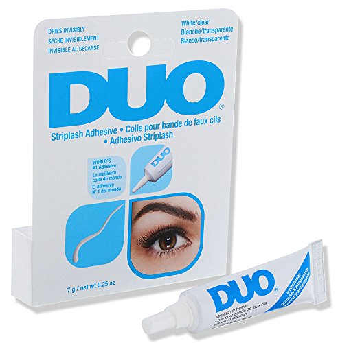 Duo Lash Adhesive, Clear, 0.25 Ounce (Pack Of 2)