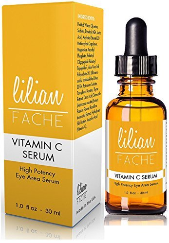 Lilian Fache Vitamin C Serum – Highly Concetrated Anti Aging Skin Care, 30 Ml