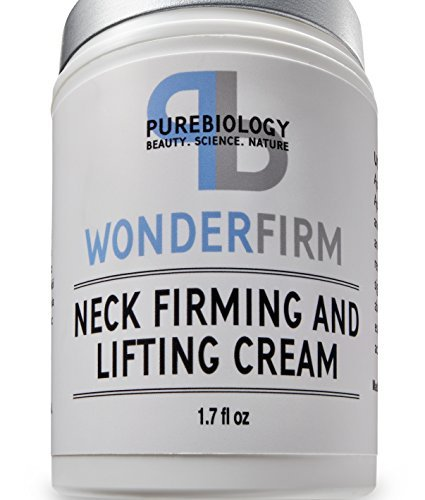 Neck Firming Cream With Breakthrough Lifting Anti Wrinkle Complexes–Complete Anti Aging Moisturizer For Neck Chest And Decollete 0