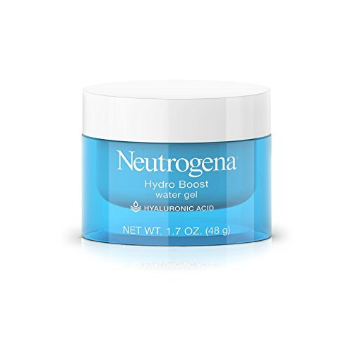 Neutrogena Hydro Boost Hyaluronic Acid Hydrating Water Face Gel Moisturizer For Dry Skin, 2 Pack, 1.7 Fl. Oz Each (3.4 Oz Total)