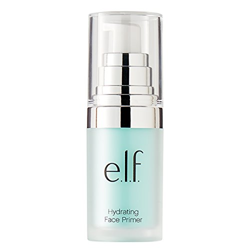E.l.f. Hydrating Face Primer For Use As A Foundation For Your Makeup, Vitamin Infused Formula, .47 Ounces